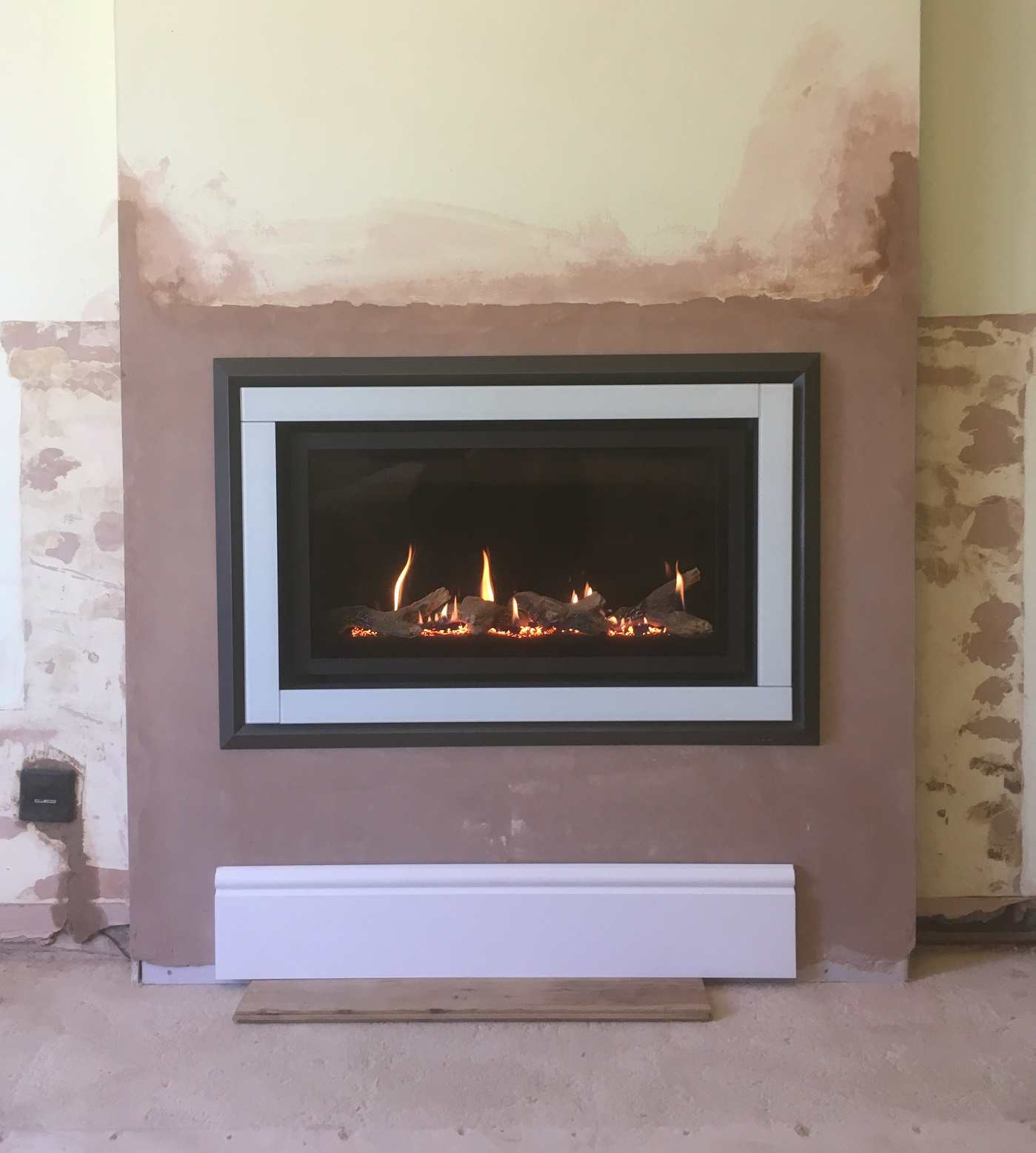 Studio 1 Gas Fire