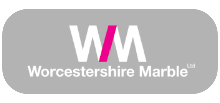 worcester marble fires logo